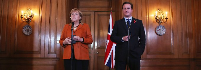 Cameron will den EU-Haushalt keinesfalls erweitern.