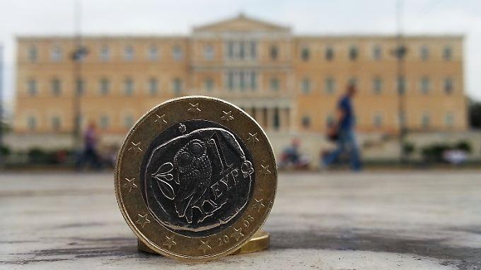 Die Lage rund um den griechischen Haushalt bleibt Spitz auf Knopf.