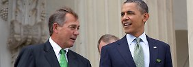Nach Obamas Sieg: Republikaner kompromissbereit