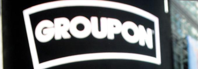 Sind Rabatte nicht mehr scharf? Groupon-Aktie erleidet herbe Verluste.