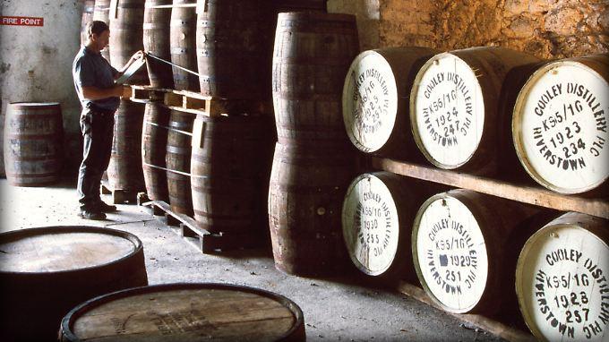 Wenn ein Ire sich etwas in den Kopf gesetzt hat: John Teeling haben es die Iren zu verdanken, dass es auch heute noch Whiskey eines einheimischen Unternehmens mit Weltruf gibt.