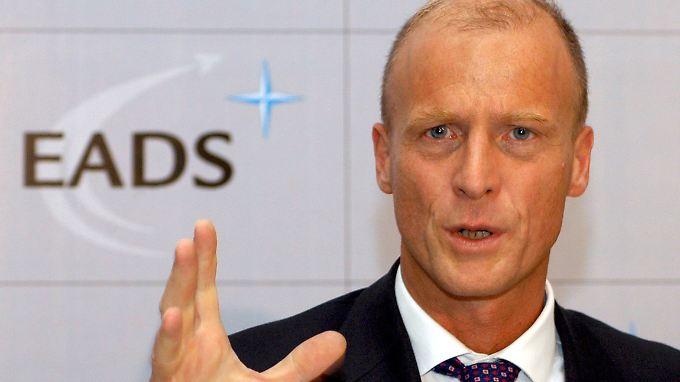 EADS-Chef Tom Enders: Der Rüstungskonzern sucht auch nach der gescheiterten Fusion mit BAE weiter nach Partnern.