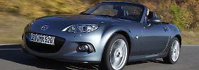 Der Mazda MX-5 löste Anfang der 90er Jahre eine Renaissance der Roadster aus.