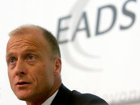 "EADS-Chef Enders fordert ""null Toleranz""."