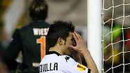 Spektakel Europa League: Bremen scheitert grandios