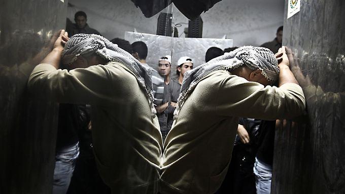 Die Gewalt im Gazastreifen flammt wieder auf.