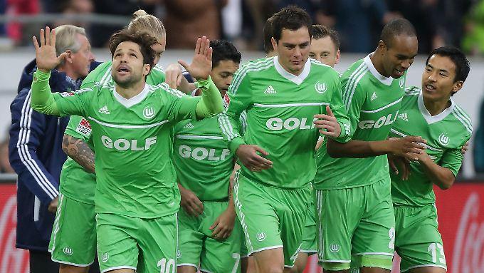 Diego wusste die Freiräume zu nutzen, die ihm Leverkusen freundlicherweise gestattete.