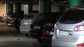 ADAC: zu dunkel, zu eng: Jedes vierte Parkhaus fällt durch