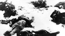 Zerstörung, Elend, Tod: Die Hölle von Stalingrad