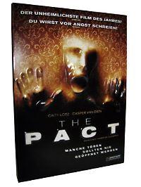 """""""The Pact"""" ist bei Ascot Elite als DVD und Blu-ray erschienen."""