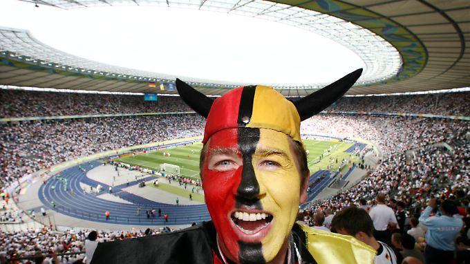 Mindestens drei EM-Vorrundenspiele könnten in Berlin stattfinden.