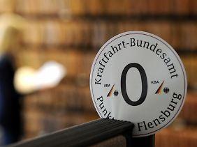 Null Punkte in Flensburg: Nach noch gültiger Rechtslage haben Autofahrer einmal in fünf Jahren die Chance, durch ein Aufbauseminar Punkte abzubauen.