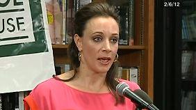 Video wirft Fragen auf: Was wusste Ex-Geliebte von Petraeus?