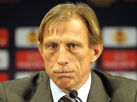 Fast-Bundestrainer: Christoph Daum.