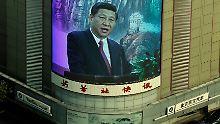 Xi Jinping gönnt sich Macht.