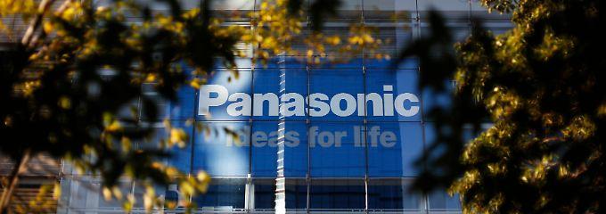 Gestrichen wird vor allem im Ausland: Panasonic baut Stellen ab.