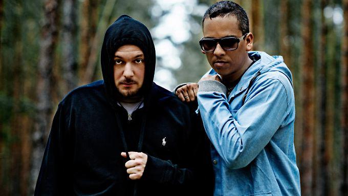 """Xavier Naidoo und Kool Savas haben mit dem Song """"Wo sind"""" heftige Kritik auf sich gezogen."""