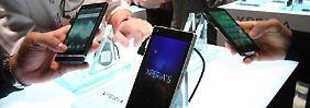 "Sonys ""Xperia""-Handys - bald mit neuem Premiummodell?"