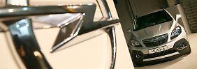 Opels Zukunft: GM-Chef Akerson schließt einen Verkauf aus. (Archivbild)