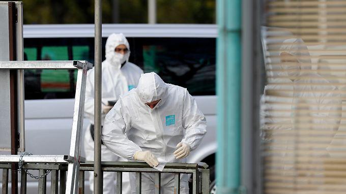 Ende Oktober wurden die Leichenteile im Maschsee in Hannover gefunden.