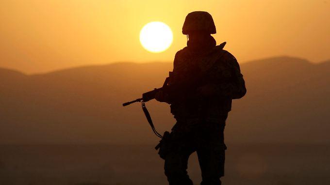 Bundeswehrsoldaten sind schon heute vor allem in internationalen Einsätzen unterwegs.