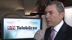 """Martin Wittig im n-tv Interview: Fiskalklippe """"wird überbewertet"""""""