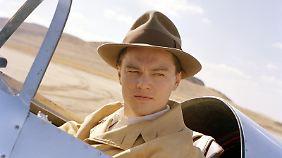 """Leonardo DiCaprio - hier in """"Aviator"""" - ist der neue Lieblingsschauspieler Scorseses."""