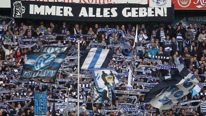 Die Mitglieder des MSV Duisburg entscheiden über die Zukunft ihres Vereins.