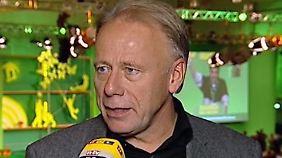 """Jürgen Trittin: """"Die Stunde der Wahrheit rückt näher""""."""
