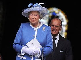 Das Paar feiert am 20.11.2012 seinen 65. Hochzeitstag.