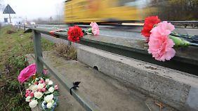 Trauer nach Unfall auf A5: Beging der Geisterfahrer Suizid?