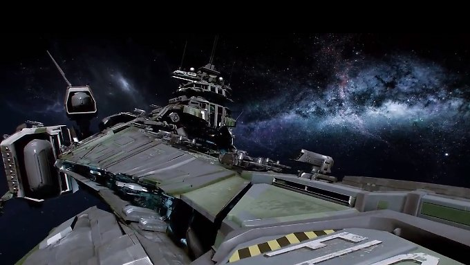 Eine Szene aus dem Trailer.