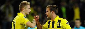 Bilderserie: Götzes Genie lässt Dortmund tanzen