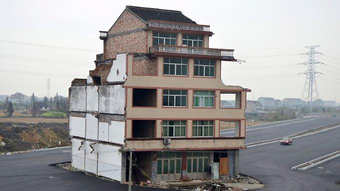 Die Ruhe war einmal: Das kurioseste Haus der Welt