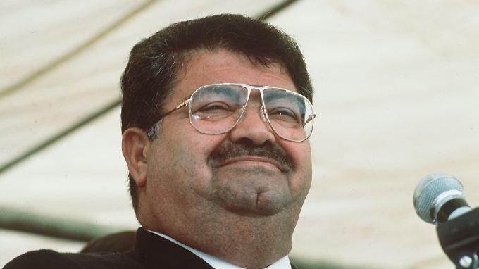 Özal stemmte sich gegen die Allmacht des türkischen Militärs und stand für eine weichere Haltung im Kurdenkonflikt.