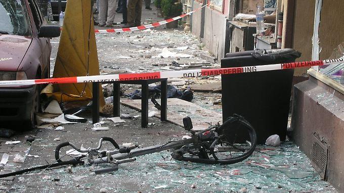 Im Juni 2004 wurden 22 Menschen bei dem Anschlag verletzt.