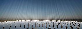 Solarstrom hat bei deutschen Unternehmen aus dem Bereich der erneuerbaren Energien die größte Bedeutung.