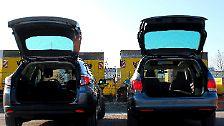 VW Golf Variant vs. Renault Megane Grandtour: Wer ist der Lademeister?