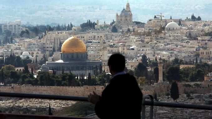 Jerusalem ist eine emotionelle Frage.