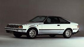 Ein Sportler mit Ecken und Kanten - von Generation zu Generation veränderte Toyota das Äußere der Celica immer wieder.
