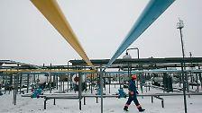 Russland dreht den Gashahn auf: Ostseepipeline geht in Betrieb