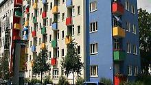 Buntes aus Berlin: Die GSW will Anleger mit einer stabilen Dividende locken. (Bild: GSW-Immobilie in Berlin-Tiergarten)