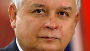 """""""Die Elite der Nation ist gestorben"""": Polens Präsidentenmaschine stürzt ab"""