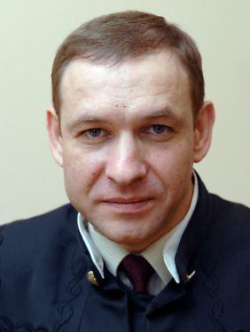 Tschuwaschow hatte Personenschutz abgelehnt.