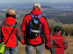 Das Wanderabzeichen soll dazu motivieren, regelmäßig zu Touren aufzubrechen.