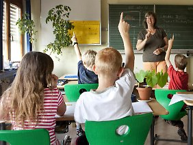 Die Klassengröße ist dann von Bedeutung, wenn viele Problemkinder unterrichtet werden.
