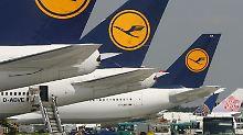 Calls mit 107%-Renditechance: Erholungsversuch bei Lufthansa