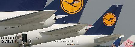 Hebel mit hohen Renditechancen: Lufthansa legt weiter zu