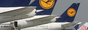 Calls mit Verdoppelungspotenzial: Lufthansa legt zu