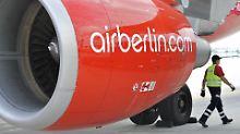 Kein Glas im Triebwerk: Ob die Maschine abhebt, liegt in der Verantwortung des Piloten.